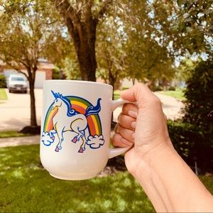 Royal Norfolk unicorn 🦄 mug kitchen coffee home